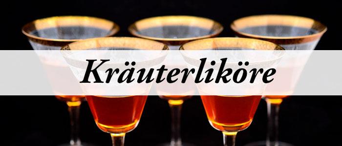 Kräuterliköre