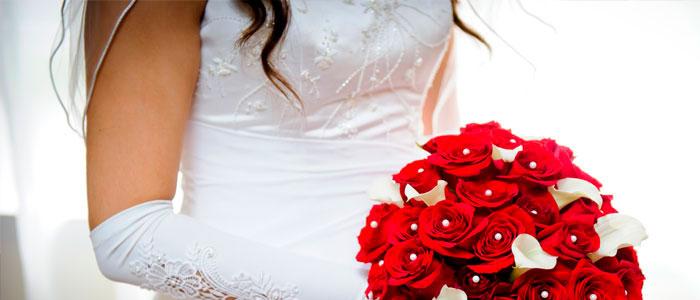 Hochzeit und Muttertag