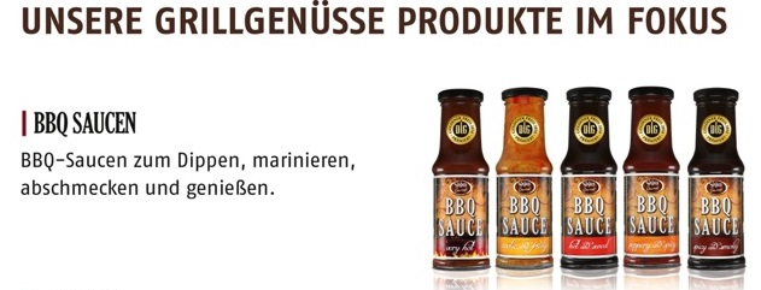 BBQ Saucen