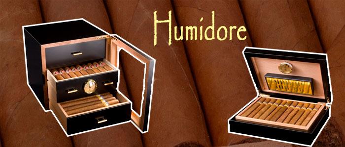 Humidore für Zigarren