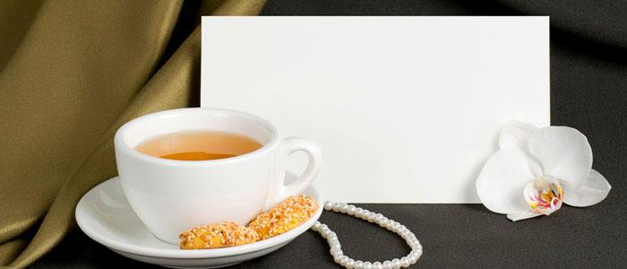 Weisser Tee / Oolong