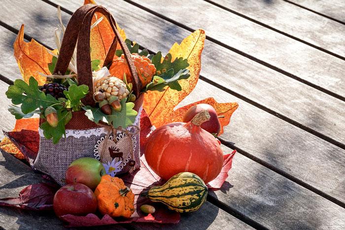 Herbstliche Feinkost