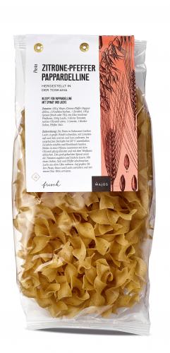 Zitrone-Pfeffer Papardelline - Hergestellt in der Toskana