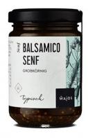 Balsamico Senf - Grobkörnig
