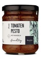 Tomaten Pesto - Mit Mandeln