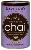 Orca Spice Chai zuckerfrei - David Rio