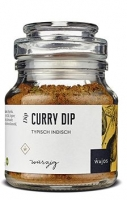 Curry Dip - Typisch Indisch