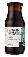 Balsamico Röstzwiebel Sauce - Mit Pimet dEspelette
