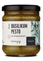 Basilikum Pesto - Mit Pinienkernen