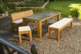 Tisch Savona -HPL in Granit-