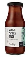 Mango-Paprika Sauce - Mit Jalapeno Chili