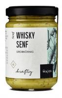 Whisky Senf - Grobkörnig