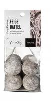 Feige-Dattel Pralinen - Mit echter belgischer Schokolade