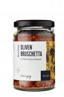 Oliven Bruschetta - Typisch Mallorquin