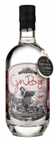 Gin Rouge - Mosel Dry Gin handcrafted - 42% - 0,5l