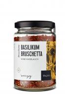 Basilikum Bruschetta - Ohne Knoblauch