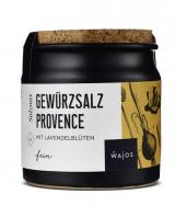 Gewürzsalz Provence - Mit Lavendelblüten