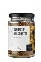 Barbeque Bruschetta - Mit Paprika