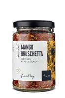 Mango Bruschetta - Mit feinen Mangostücken