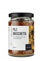 Pilz Bruschetta - Mit Steinpilzen und Champignons